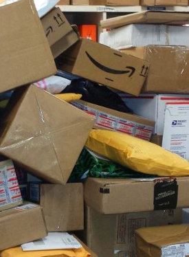 buy get unclaimed amazon pallet packages