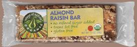 Almond Raisin Organic Snack Bar