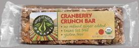 Cranberry Crunch Bar