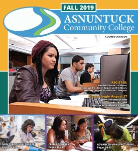 Asnuntuck Fall Catalog