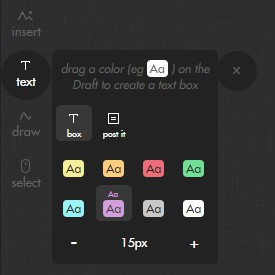 ajouter des notes sur écran interactif