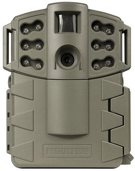 1. Moultrie Game Spy Camera, Green