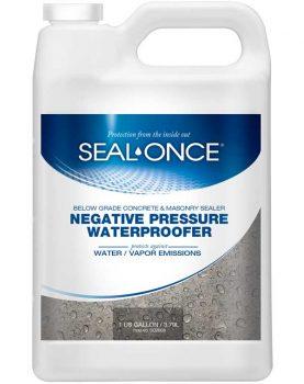 Negative Pressure Waterproofer Bottle