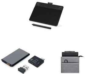 6. Wacom Pen and Touch editing Tablet