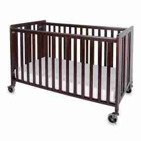 Rent a Full Size Wood Crib
