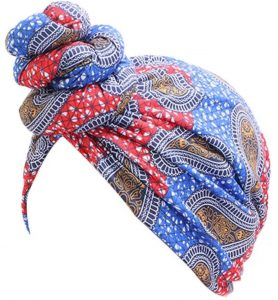 Pre-Knotted Turban