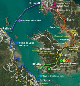 Bay of Islands Walkway