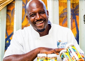 Celebrating Chef Creole's legacy For Haitian Heritage Month