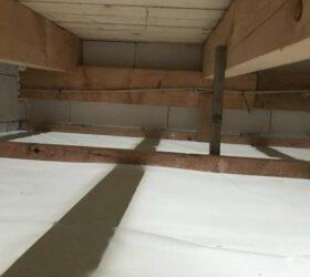 Referencia Prešov - fúkaná izolácia stropu