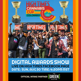 High Times Cannabis Cup People's Choice Edition Coming To Colorado