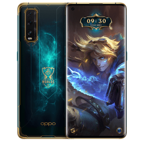 OPPO Find X2 League of Legends Limited Edition 5G Phone 6.7'' 8GB 256GB 120Hz