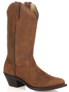 Kohl's Durango classic cowboy wide calf boots   40plusstyle.com