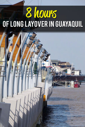 What to do in Guayaquil in one day