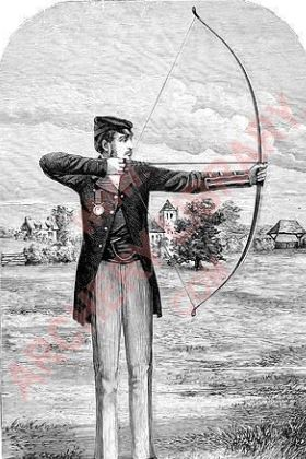 historical archer horace a ford