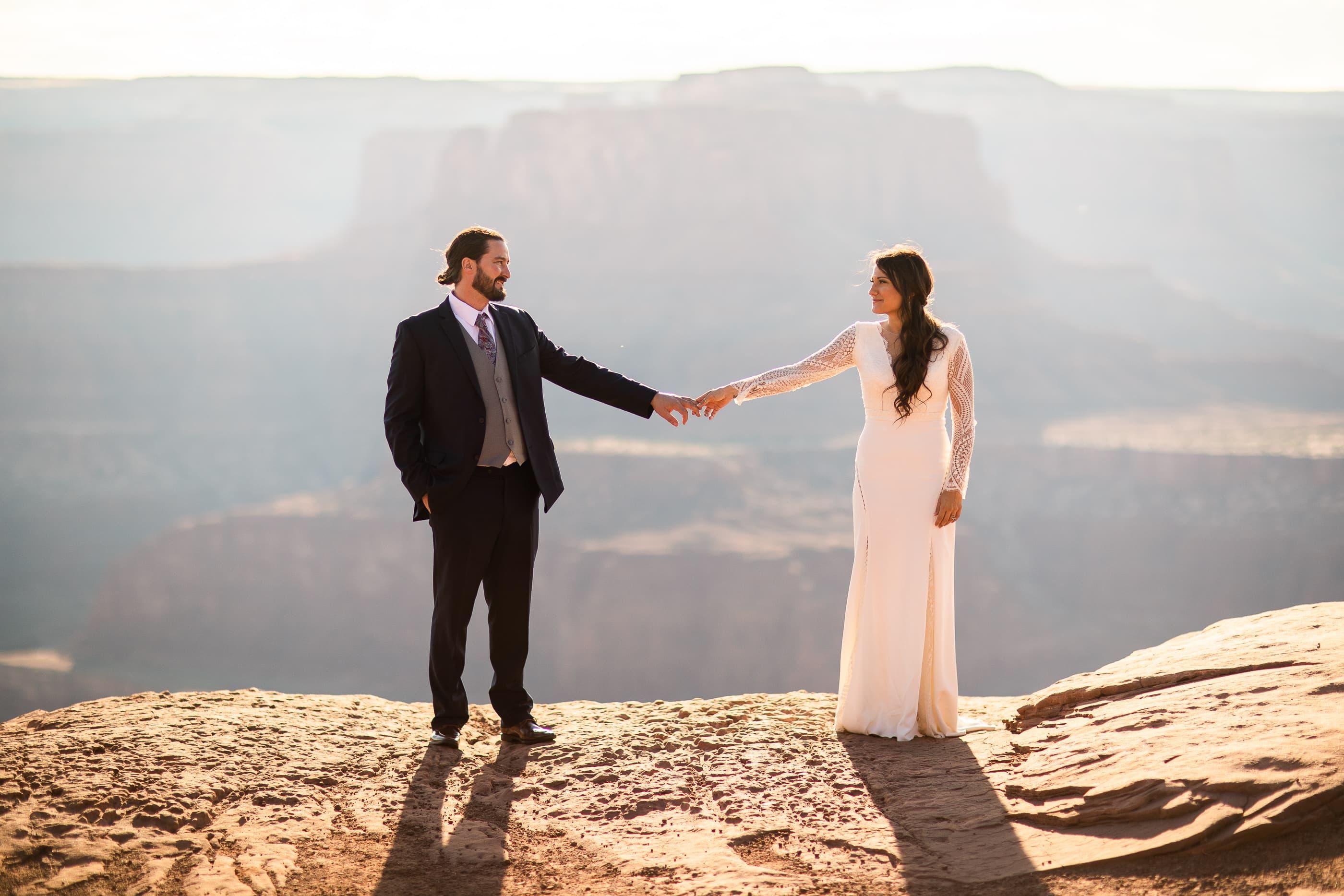 Planning a Destination Wedding in Moab