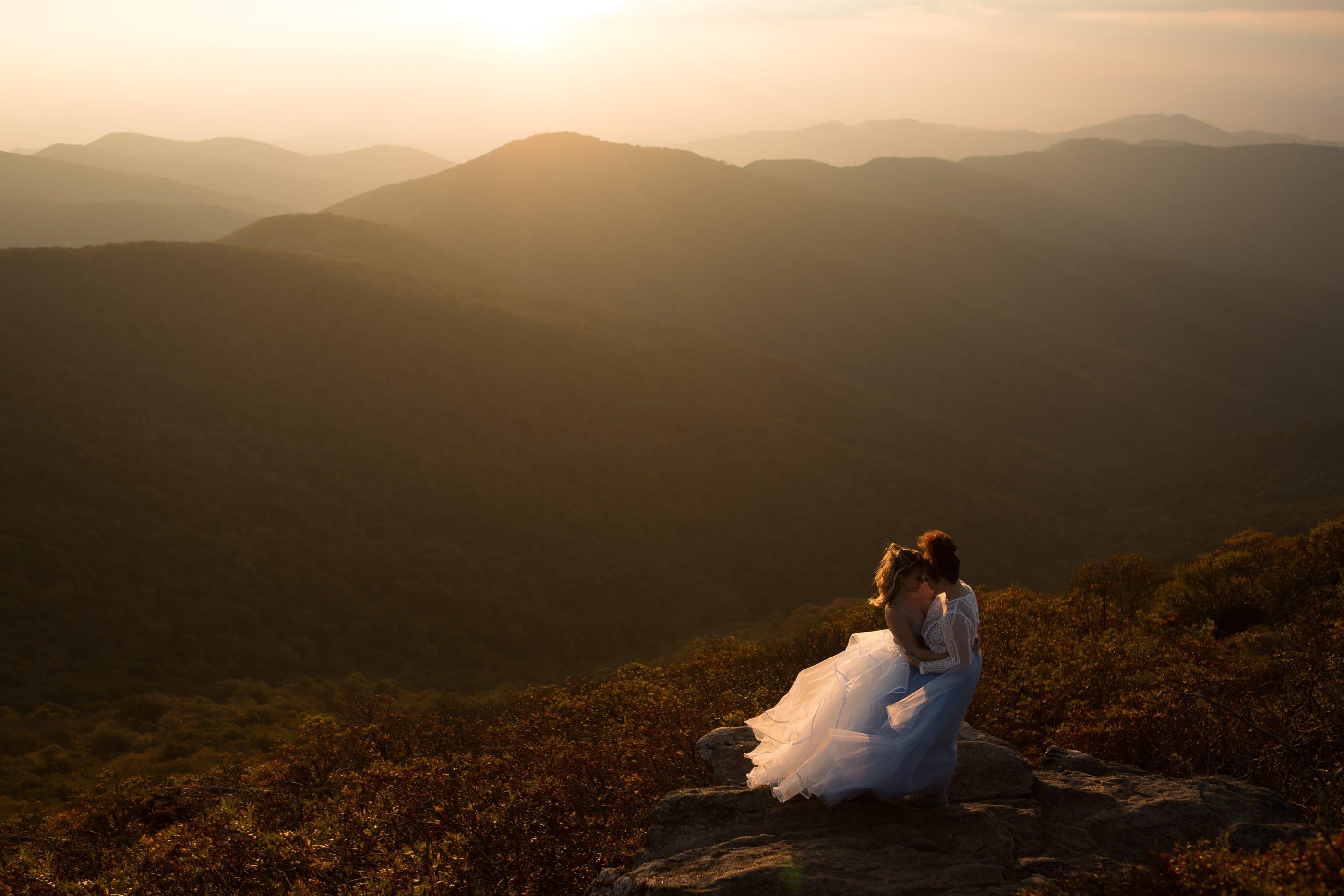 Same Sex Wedding North Carolina