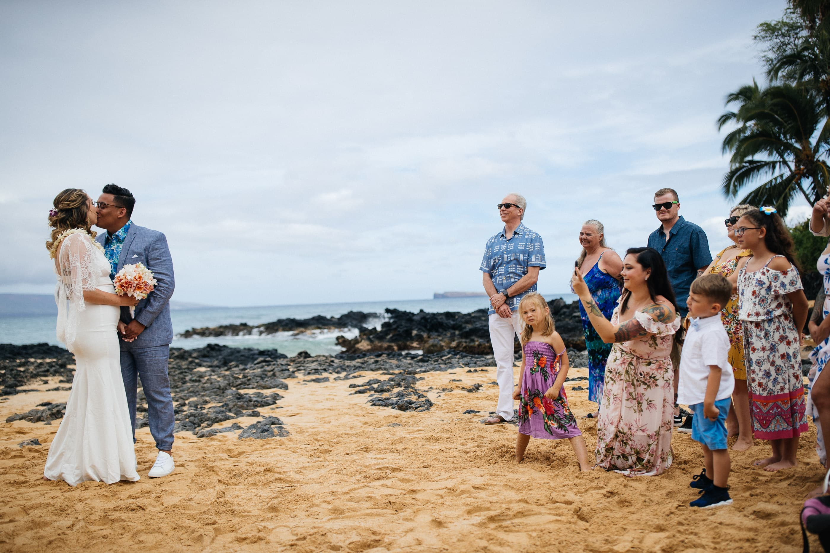 Hawaii Beach Ceremony