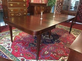 Antique Potthast Dining Table