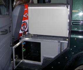 Kühlschrankunterbau