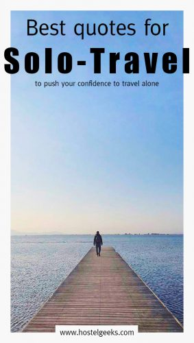 best solo travel quotes about wanderlust and traveling alone