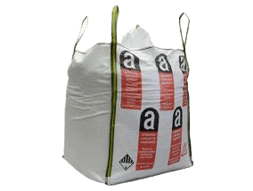 Special bags Asbestos_sideview