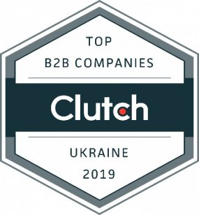Clutch Top Business Services Provider 2019