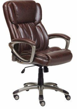 Serta Bonded Leather Executive Chair