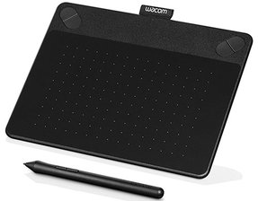 9. Wacom Touch and Art Pen Drawing Table