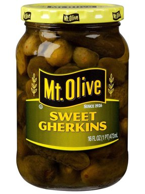 Mt. Olive Sweet Gherkins
