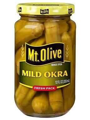 Mild Okra