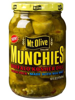 Munchies Buffalo Dill Jar Front