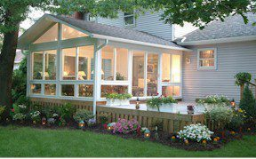 Sun Room Options