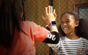 imoo unveils the Watch Phone Z5 to children's communication and safety