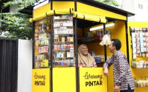 Warung Pintar Encourages Wholesalers and Stalls to Adapt Technology
