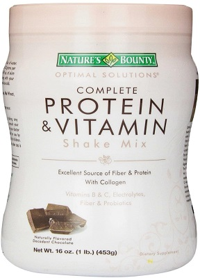 Nature's Bounty Protein Shake Review