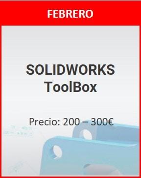 curso solidworks toolbox febrero