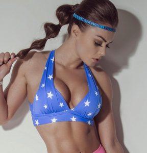 Hot Workout Bra