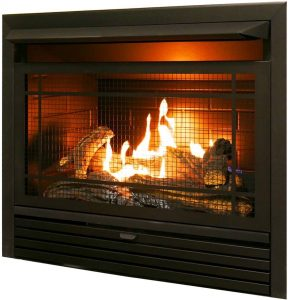 Duluth Forge, Dual Fuel Gas Fireplace Insert12