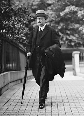 Charles Sumner Hamlin, primer presidente de la Reserva Federal