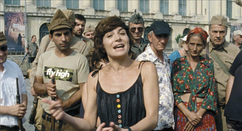 Ioana Jacob dans Peu m'importe si l'histoire nous considère comme des barbares