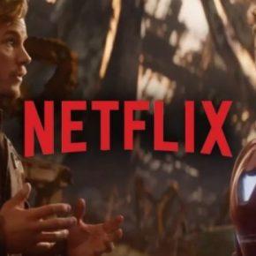 watch Avengers On Netflix