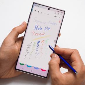 Galaxy Note10+ S Pen