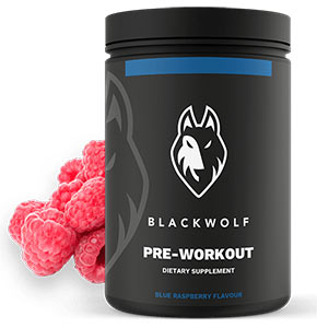 Blackwolf Pre Workout Supplement