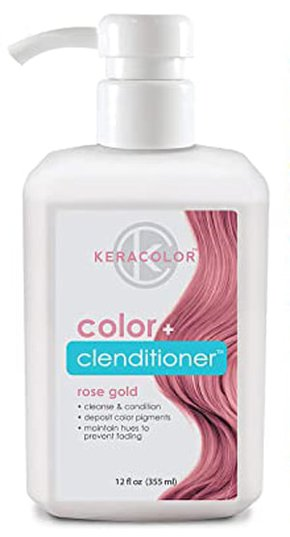 Keracolor Clenditioner Color Depositing Conditioner Colorwash | 40plusstyle.com