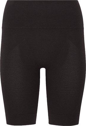 Uniqlo HEATTECH body shaper half shorts   40plusstyle.com
