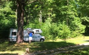 sinnemahoning state park campground