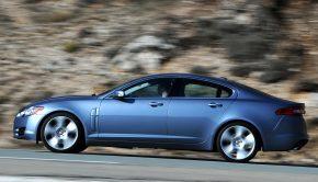 Jaguar XF 2008-2010
