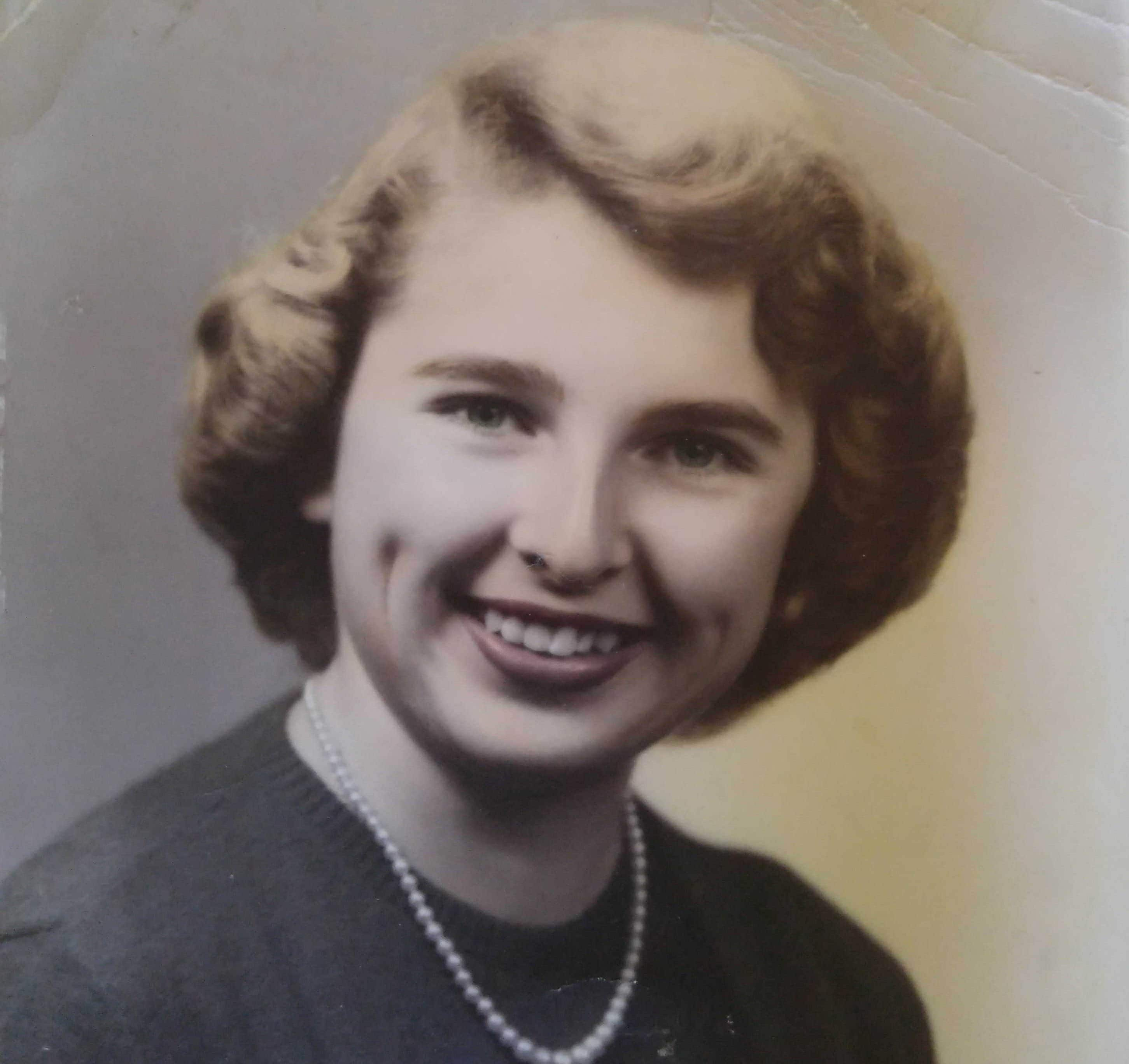 Doris Jean Cruikshanks