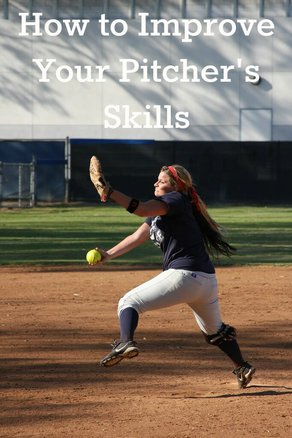softball practice drills for pitching