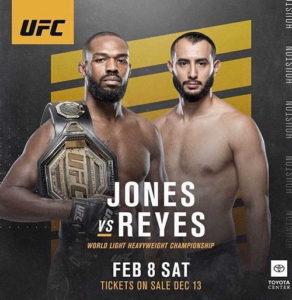 UFC 247 - Прямая трансляция